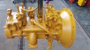 Komatsu PC400-3 Hydraulic Pump