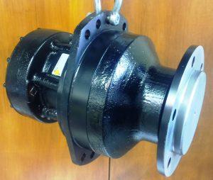 Poclain MS08-8 Rail Motor