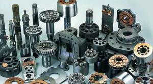 Hydraulic Machinery Parts