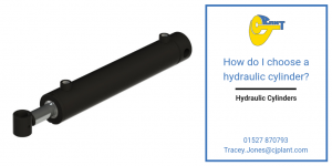 How do I choose a hydraulic cylinder
