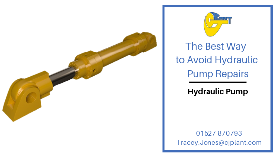 The Best Way to Avoid Hydraulic Pump Repairs
