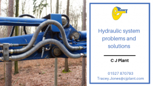 Hydraulic System Problems and Solutions