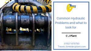 Common hydraulic problem