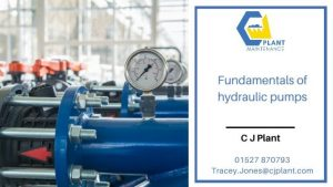 Fundamentals of hydraulic pumps - including hydraulic pump repairs