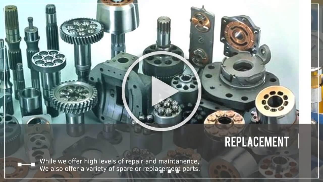 hydraulic repair video